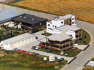 Büroneubau 1982